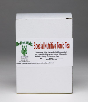 Special Nutritive Tonic Tea