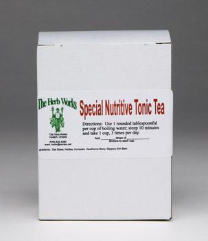 Special Nutritive Tonic Tea
